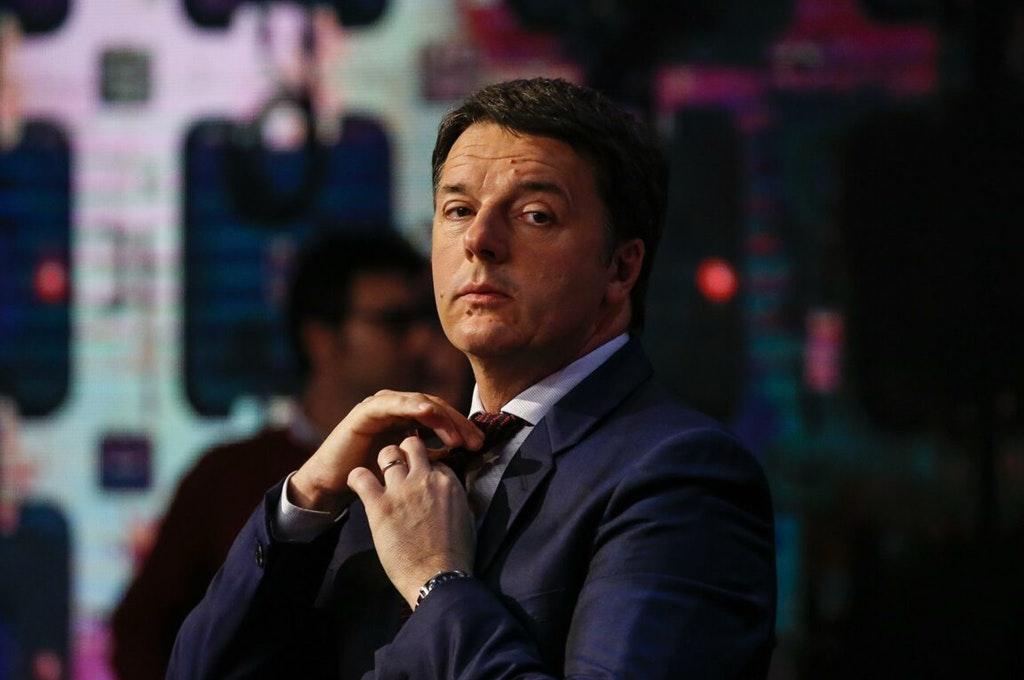 """Renzi lancia l'allarme: """"E' in gioco la Democrazia"""""""