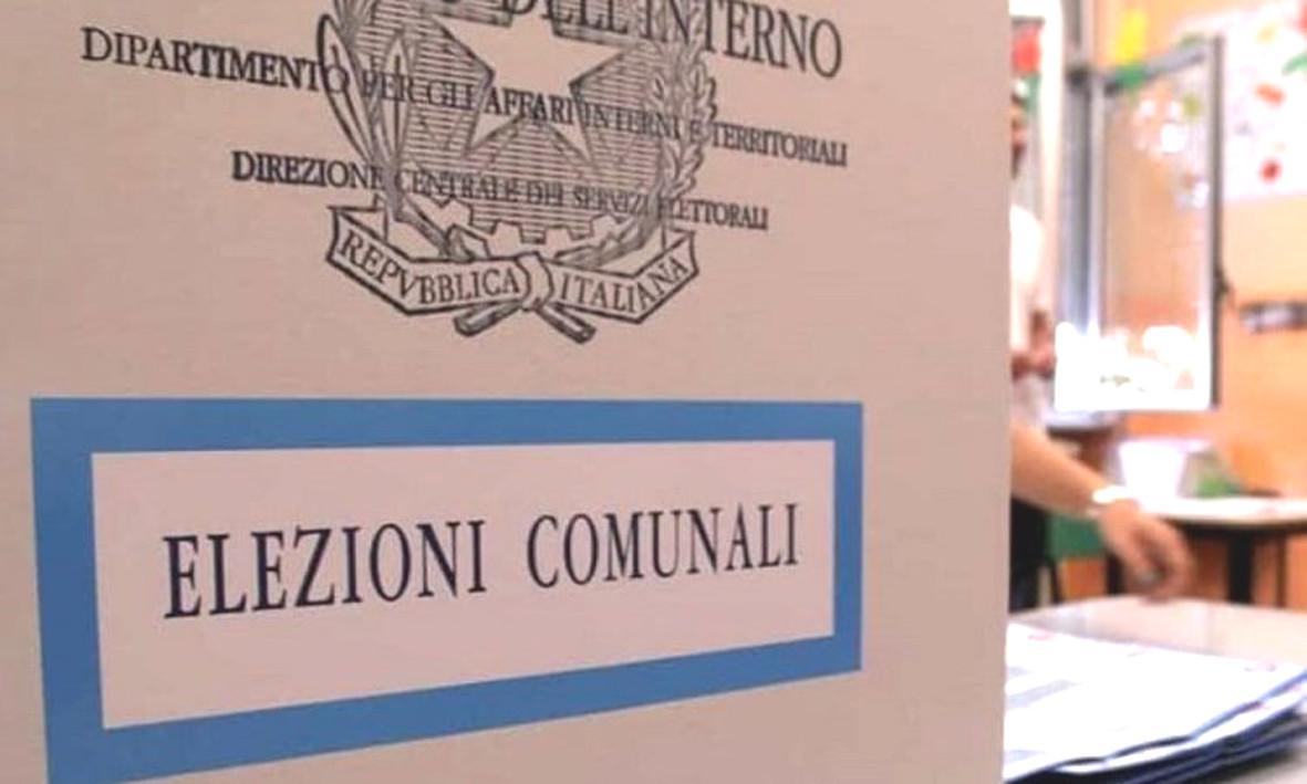 Elezioni amministrative, si vota il prossimo 20-21 settembre: via ai comizi elettorali